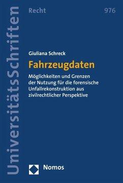 Fahrzeugdaten (eBook, PDF) - Schreck, Giuliana