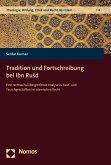 Tradition und Fortschreibung bei Ibn RuSd (eBook, PDF)