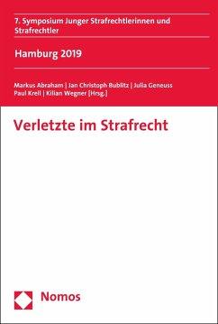 Verletzte im Strafrecht (eBook, PDF)