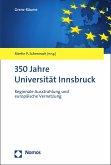 350 Jahre Universität Innsbruck (eBook, PDF)