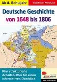 Deutsche Geschichte von 1648 bis 1806