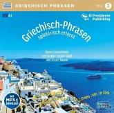 Griechisch-Phrasen spielerisch erlernt; ., 1 Audio-CD mit mp3-Download Code