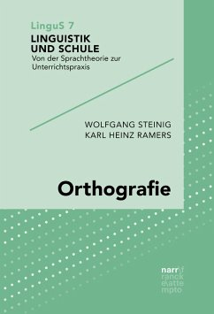 Orthografie (eBook, PDF) - Steinig, Wolfgang; Ramers, Karl Heinz