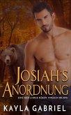 Josiah's Anordnung (eBook, ePUB)