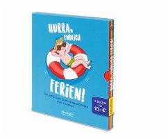 Hurra, endlich Ferien! (Mängelexemplar) - Grimm, Sandra;Vogel, Maja von