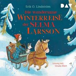Die wundersame Winterreise der Selma Larsson (MP3-Download) - Lindström, Erik Ole