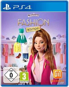 My Universe - Fashion Boutique (PlayStation 4)