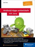 Android-Apps entwickeln mit Java (eBook, ePUB)