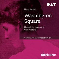 Washington Square (MP3-Download) - James, Henry