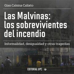 Las Malvinas: los sobrevivientes del incendio (MP3-Download) - Calsina Calixto, Gian