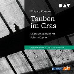Tauben im Gras (MP3-Download) - Koeppen, Wolfgang