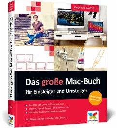 Das große Mac-Buch für Einsteiger und Umsteiger - Rieger Espindola, Jörg;Menschhorn, Markus
