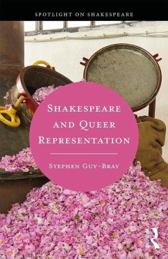 Shakespeare and Queer Representation - Guy-Bray, Stephen