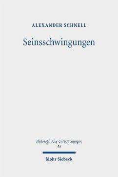 Seinsschwingungen - Schnell, Alexander