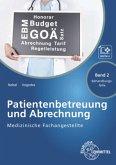 Medizinische Fachangestellte Patientenbetreuung und Abrechnung, Band 2