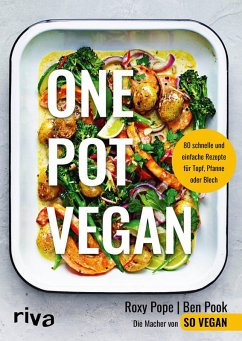 One Pot vegan (eBook, ePUB) - Pope, Roxy; Pook, Ben