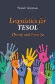 Linguistics for TESOL (eBook, PDF)