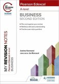 My Revision Notes: Edexcel A-level Business Second Edition