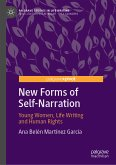 New Forms of Self-Narration (eBook, PDF)