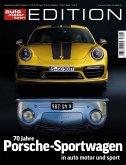 70 Jahre Porsche-Sportwagen (Mängelexemplar)
