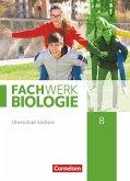 Fachwerk Biologie 8. Schuljahr - Sachsen - Schülerbuch