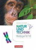 Natur und Technik 9./10. Schuljahr - Biologie - Nordrhein-Westfalen - Schülerbuch