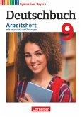 Deutschbuch Gymnasium 9. Jahrgangsstufe - Bayern - Arbeitsheft mit interaktiven Übungen auf scook.de