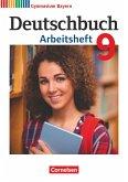 Deutschbuch Gymnasium 9. Jahrgangsstufe. Arbeitsheft mit Lösungen. Bayern