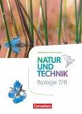 Natur und Technik 7./8. Schuljahr - Biologie - Nordrhein-Westfalen - Schülerbuch