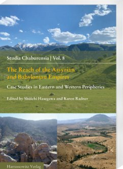 The Reach of the Assyrian and Babylonian Empires