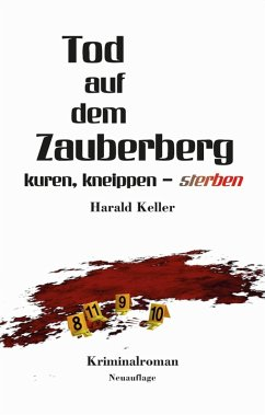 Tod auf dem Zauberberg (eBook, ePUB) - Keller, Harald