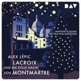 Lacroix und die stille Nacht von Montmartre (MP3-Download)
