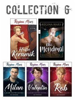 Regina Mars Collection 6 (eBook, ePUB) - Mars, Regina