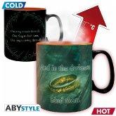 ABYstyle - Herr der Ringe Sauron Thermoeffekt Tasse