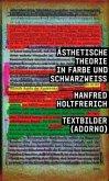Manfred Holtfrerich. Ästhetische Theorie in Farbe und SchwarzWeiss. Textbilder (Adorno)