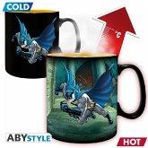 ABYstyle - DC Comics Batman & Joker Thermoeffekt Tasse