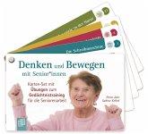 Denken und Bewegen mit Senioren und Seniorinnen, Karten-Set