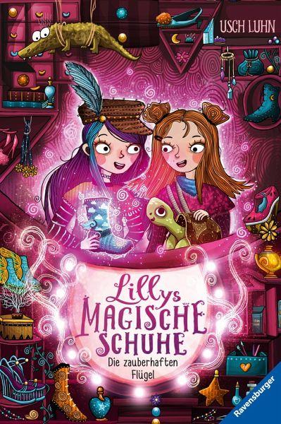 Buch-Reihe Lillys magische Schuhe