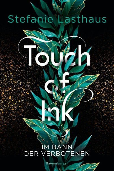 Buch-Reihe Touch of Ink