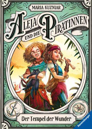 Buch-Reihe Aleja und die Piratinnen
