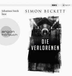Die Verlorenen, 2 MP3-CD - Beckett, Simon