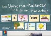 Der Universal-Kalender für Kita und Grundschule, 2021
