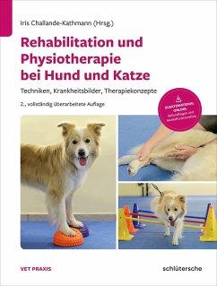 Rehabilitation und Physiotherapie bei Hund und Katze - Forterre, Franck;Herzog, Kathrin;Iff, Dr. Isabelle