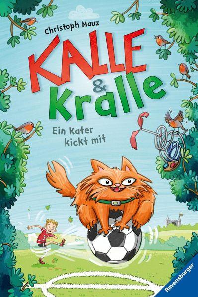 Buch-Reihe Kalle & Kralle