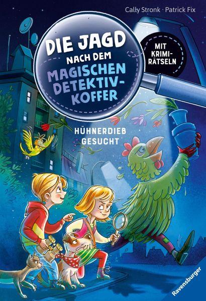 Buch-Reihe Die Jagd nach dem magischen Detektivkoffer
