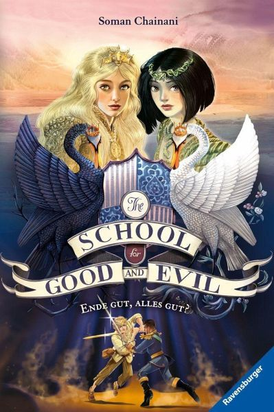 Buch-Reihe The School for Good and Evil