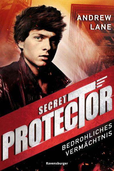 Buch-Reihe Secret Protector