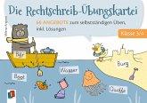 Die Rechtschreib-Übungskartei - Klasse 3/4