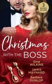 Christmas With The Boss: The Boss's Marriage Plan (Proposals & Promises) / Billionaire Boss, Holiday Baby / Twelve Nights of Temptation (eBook, ePUB)