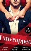 Unwrapped: The Twelve Nights of Christmas (Snowkissed and Seduced!) / Best Man Under the Mistletoe / A White Wedding Christmas (eBook, ePUB)